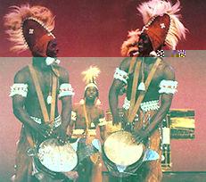 Les Percussions de Guinee