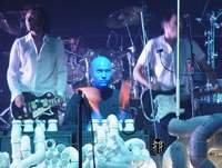 Blue Man Group photo by Andrew Frey