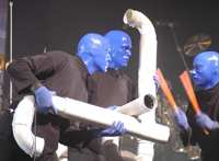 Blue Man Group - photo by Christopher McCollum