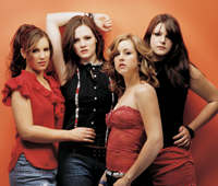 The Donnas interview by David A. Kulczyk