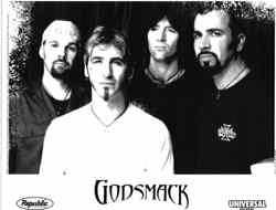 Godsmack publicity photo