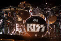 Kiss' Peter Chris - Photo by Adam Bielawski