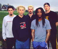 Sevendust photo by Paul Gargano