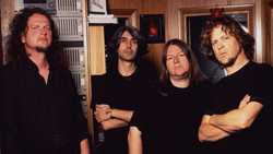 Voivod in the Chophouse Studio