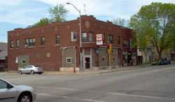 Madison's Crystal Corner Bar