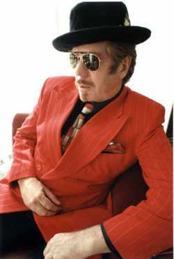 Dan Hicks & the Hot Licks in Maximum Ink in December 2007